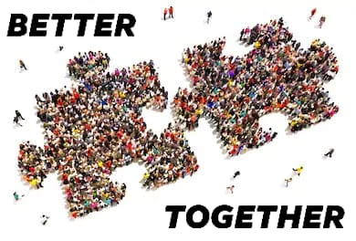 Better Together: Reaching Others Oct, 20 2019