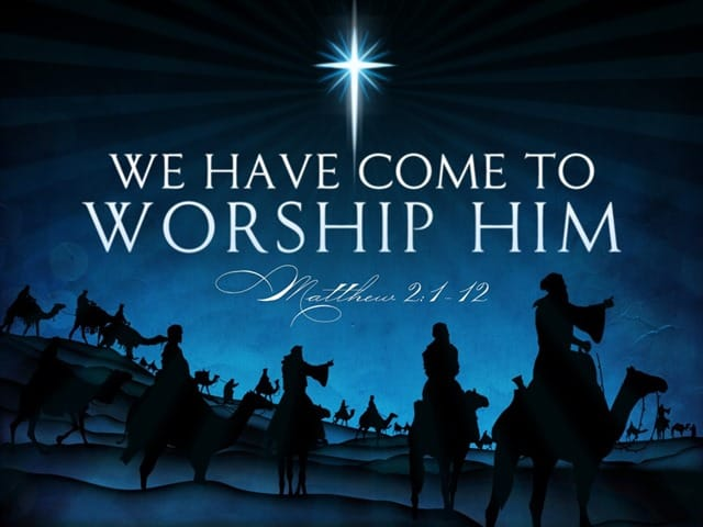 We Come to Worship – Dec. 29, 2019