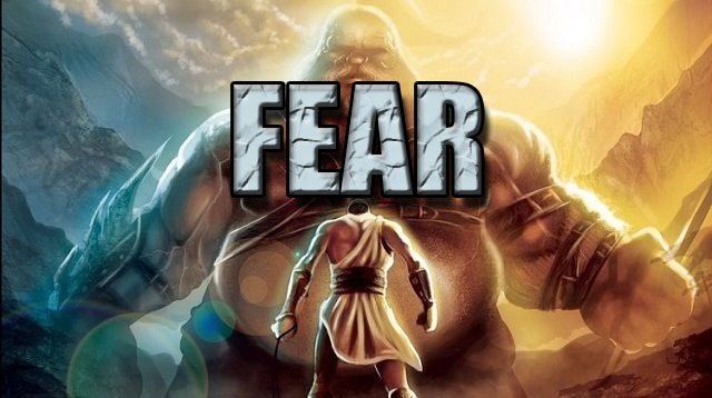 #2 The Giant of Fear April 26, 2020