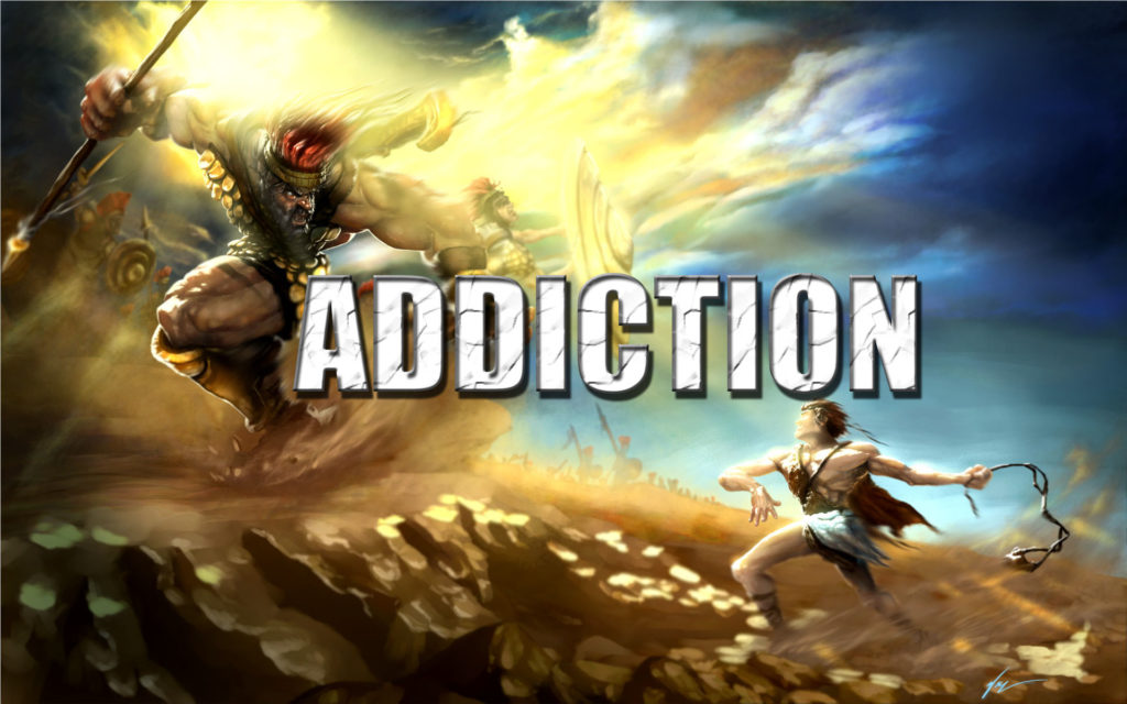 #6 The Giant of Addiction May 24, 2020