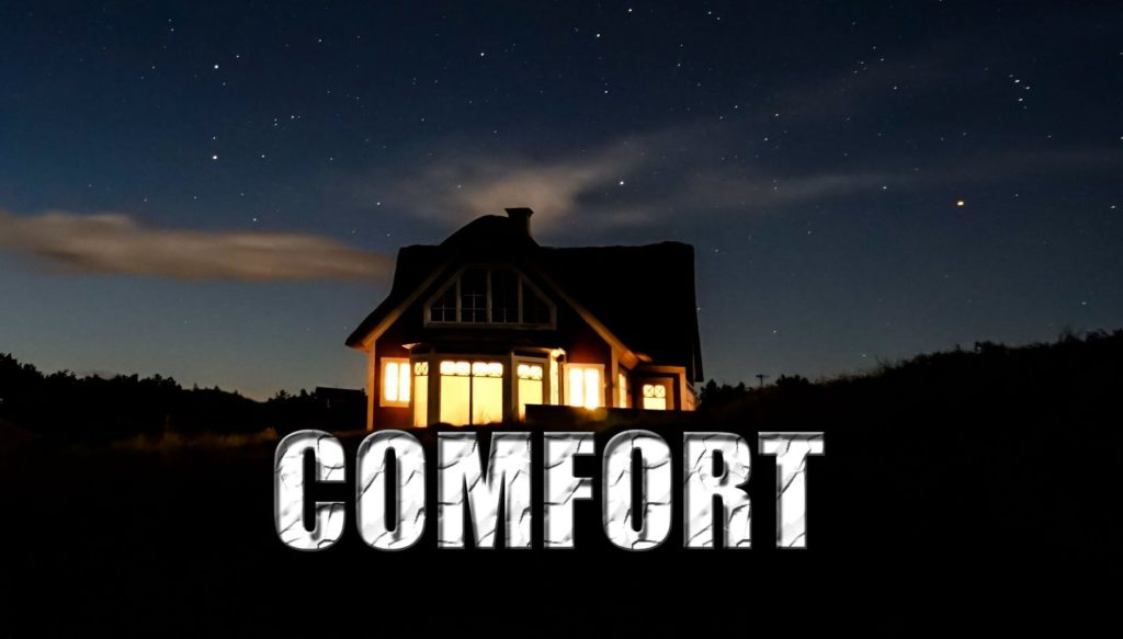 #4 The Giant of Comfort May 10, 2020