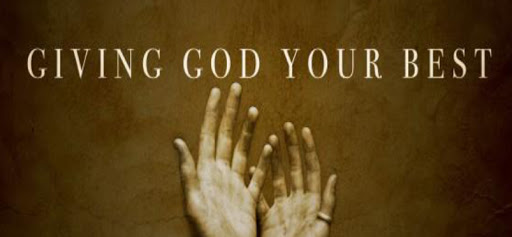 #2 Daring to Give God My Best