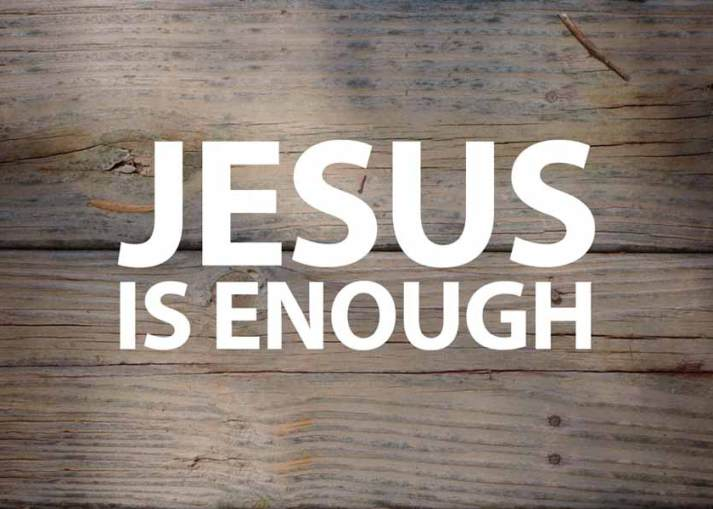 #6 Jesus is Enough – Not a Fan Series