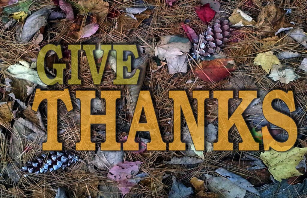 A Thankful Life Prayer Emphasis: Thankfulness | Part 1