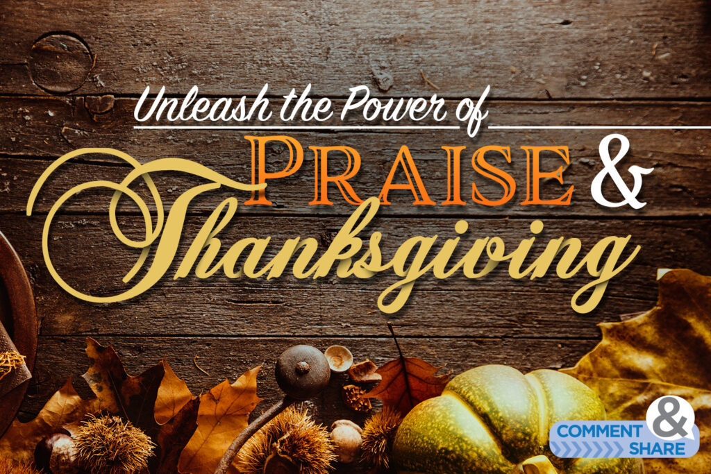 A Thankful Life Prayer Emphasis: Thankfulness | Part 2