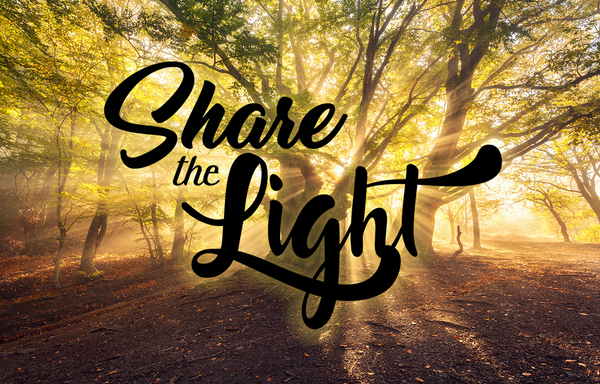 Share The Light – Special Guest: Dr. Tim Crump